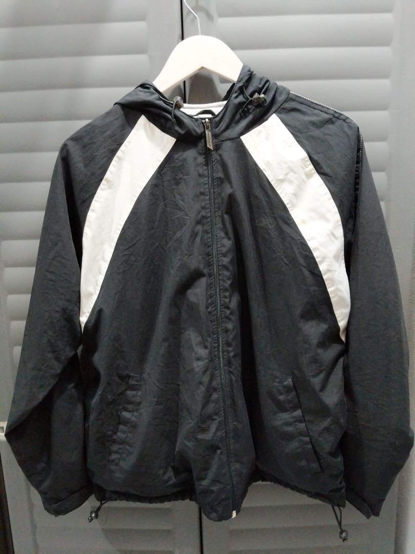 4586abdc4248a Vintage Reebok Windbreaker Jacket on Carousell