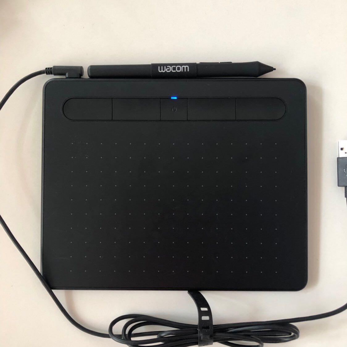 Wacom Intuos Small Bluetooth Black (WCM-CTL-4100WL-KO