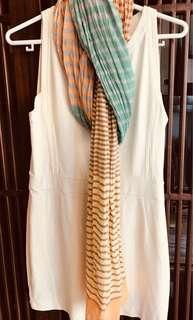 MANGO - Cream Dress