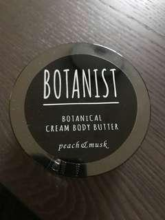 Botanist Cream Body Butter 100g