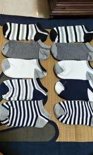 New Unisex adult low cut socks