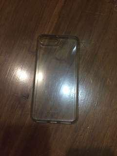 Moshi Iphone 8 plus shockproof clear case
