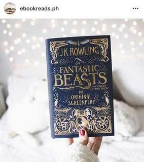 Fantastic Beasts - JK Rowling ebook