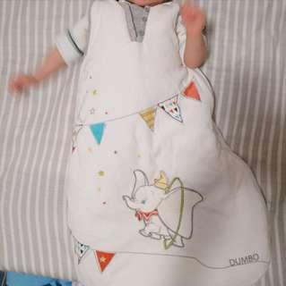 全新嬰兒bb睡袋 Disney Dumbo 小飛象 new