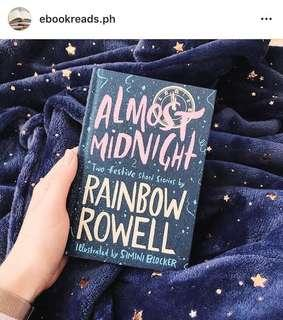Almost Midnight - Rainbow Rowell ebook