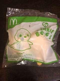 Mcdonald's Beanie Boos Tusk