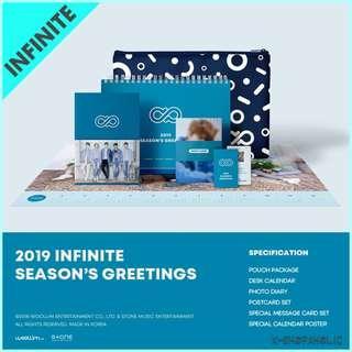 INFINITE 2019 SEASON'S GREETINGS