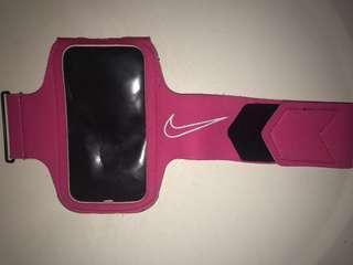 Nike iPod holder