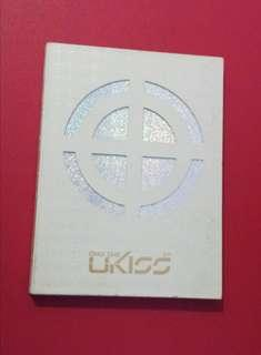 UKISS Only One album Kor. version
