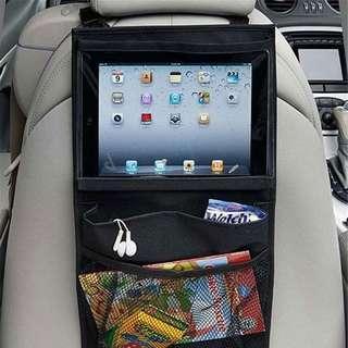 Car Back Seat Tidy Organiser Multi-Pocket