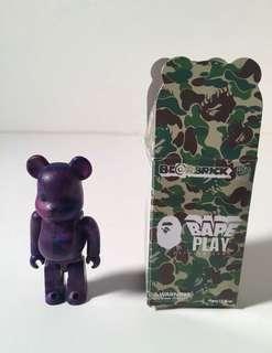 Bearbrick BAPE Play 3 100%