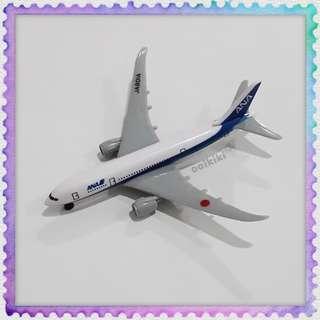 ANA JA801A Aircraft plane Model Toys assemble collection 全日空飞机模型玩具