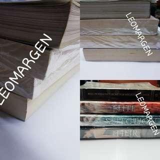 4 YA Novels Selection, Elite, Heir Kiera Cass Ransom Riggs