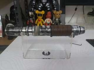 Saberforge Consular Lightsaber (Battle damage custom)