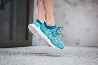 Authentic Adidas Ultraboost Uncaged - Energy Aqua US6 Women's