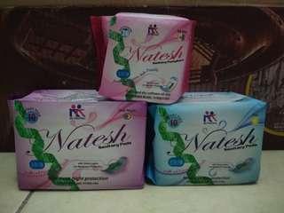 Natesh Pembalut herbal