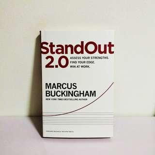 Free Mailing! Standout 2.0: Assess Your Strengths, Find Your Edge, Win at Work by Mark Buckingham (Hardcover)