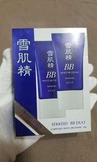 🚚 KOSE高絲 雪肌精 潤白BB霜色號01潤白 (2件裝)