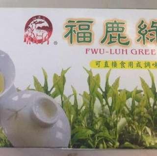 🚚 台東福鹿綠茶包