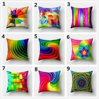 Cushion Cover 3D #SBUX50 #UNDER90 #EVERYTHING18