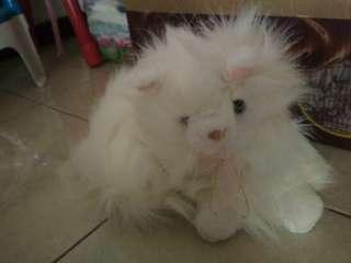 Boneka kucing 40cm