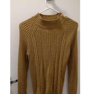 Vintage Beige Sweater