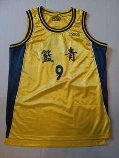 HKBA NIKE 籃球青訓背心