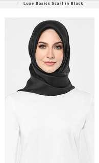 Duck Scarves luxe basic