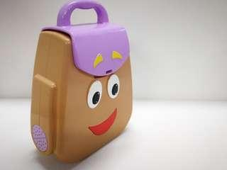 Nickelodeon Dora The Explorer Talking Backpack Face 2002