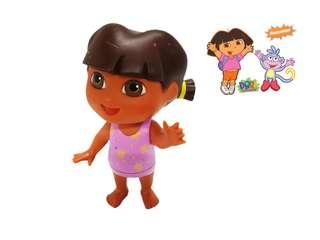 "Nickelodeon Dora The Explorer 2002 (8"" Inchi)"