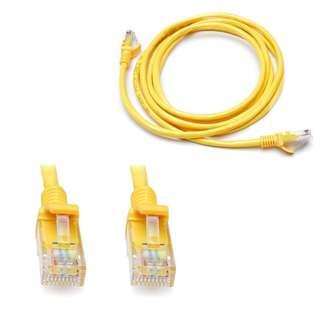 [5 meter] Ethernet LAN Network Cable Yellow