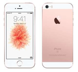📱iPhone SE 32GB Rose Gold