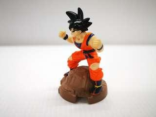 Bandai Dragon Ball Z Son Goku Fugure (2.3 Inchi)