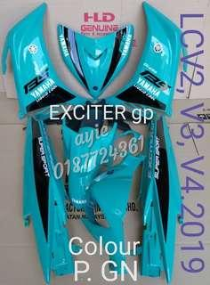 Coverset EXCITER lc135 . V2 v3 v4