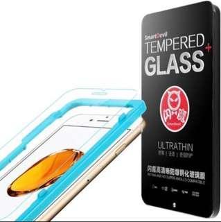 🚚 🍎保護貼 IPhone 6 6Plus以上 防爆鋼化玻璃保護膜 防指紋 超強疏水疏油‼️買一送ㄧ‼️送貼膜神器