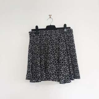 (S) Factorie Pleated Summer Skirt