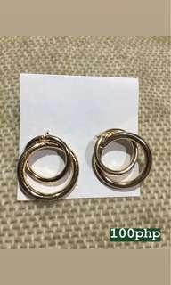 Earrings (6 pairs available)