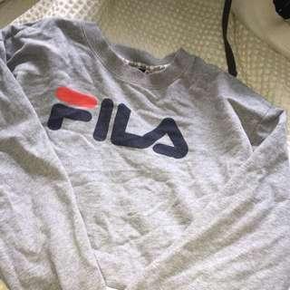 Fila crop jersey