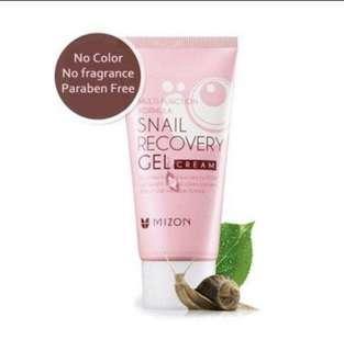 [Ready Stocks] - Mizon Snail Recovery Gel Cream 45ml