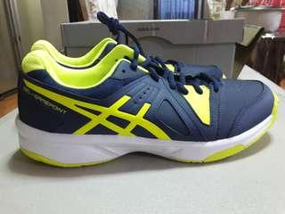 ASICS Gel-Gamepoint INDIGO BLUE sports shoes