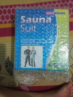 Sauna Suit - Baju Sauna Pembakar Lemak