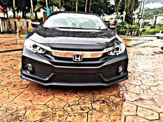 SAMBUNG BAYAR  HONDA CIVIC FC 1.5 TURBO AUTO YEAR 2016 MONTHLY RM 1350 BALANCE 6 YEARS 5 MONTHS ROADTAX NOV 2019 BODYKIT TYPE R PUSH START TOUCH SCREEN TIPTOP CONDITION  DP KLIK wasap.my/60133524312/fc