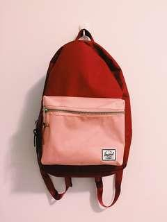 Herschel Red Backpack
