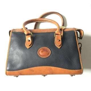 FASTBREAK SALE: Vintage Authentic Dooney and Bourke Speedy Bag
