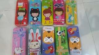 Cute Pencil Case animal girl for gift goodie bag