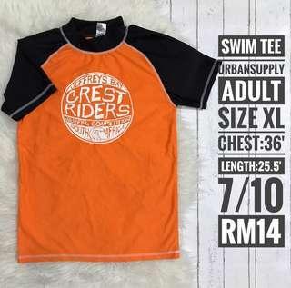 Swimwear t shirt