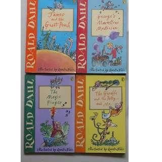 Children's Books    Author : Roald Dahl