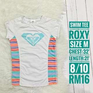 Roxy swim tee
