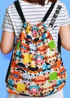 One Piece 海賊王 Cosper 索柏系列 Drawstring bag 索繩背囊