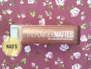 MAYBELLINE COLOR SENSATIONAL THE POWDER MATTES Touch Of Nude